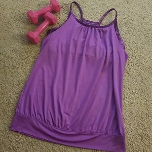 Old Navy Strappy Racerback Active Tank
